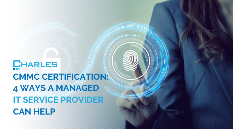 CMMC Compliance: 4 Ways A Managed IT Service Provider Can Help
