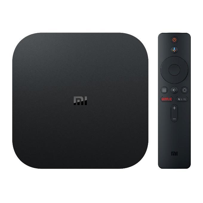 Xiaomi Mi Box S Android TV 4K HDR | PCDIGA