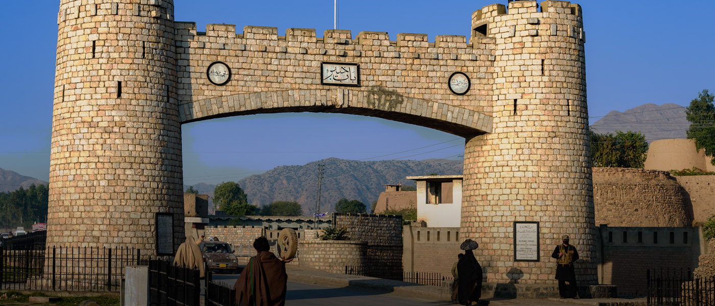 Khyber Pass -  - Distance of Lahore from major cities