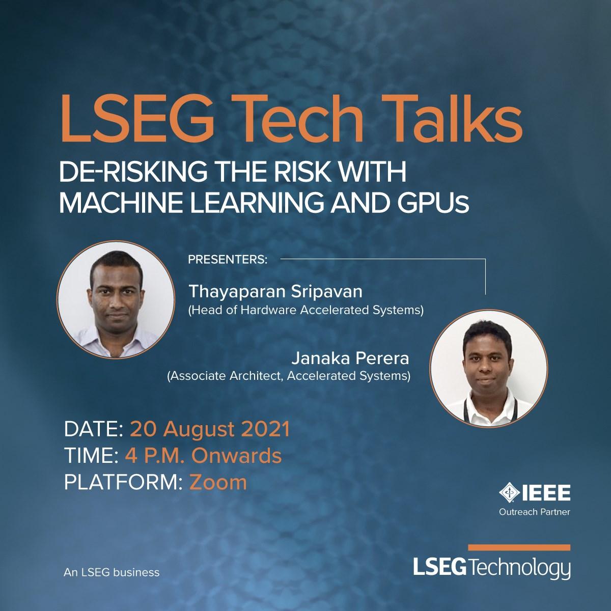 LSEG Tech Talks