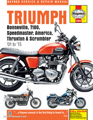 Thruxton Owners Manual