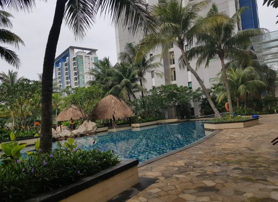 Hampton's Park best Apartment pondok indah