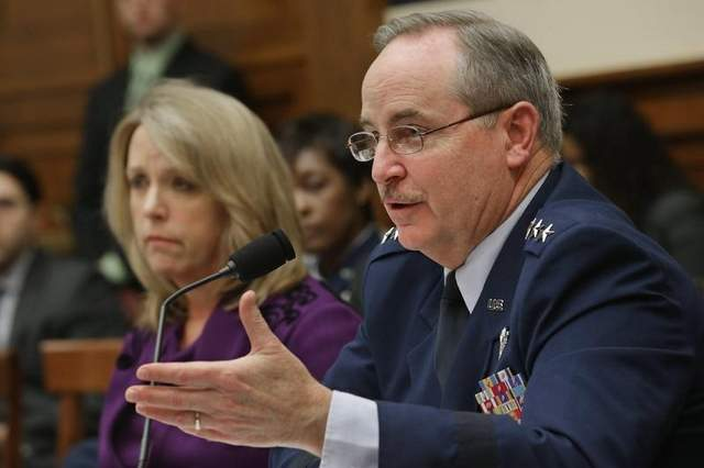 House Armed Services Committee Holds FY2015 Air Fo