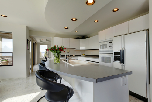 Clean Style Kitchen