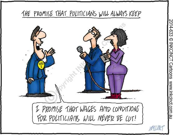 Image result for FALSE PROMISE CARTOONS