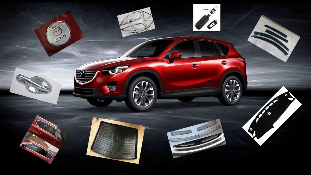Địa chỉ mua phụ tùng Mazda Cx5 giá rẻ uy tín nhất tại Hà Nội