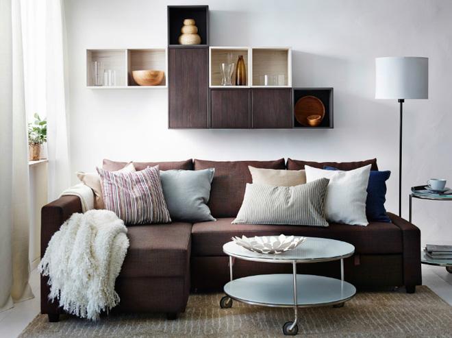 Thiết kế phòng khách nhỏ với chi phí thấp nhưng vẫn đẹp lung linh - 08