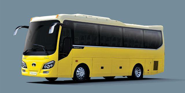 Cho thuê xe 35 chỗ ngồi tại TpHCM 05/08/2021