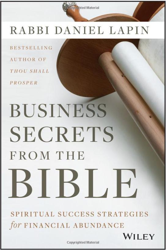 Secretos de negocios de la Biblia: Estrategias de éxito espiritual para la abundancia financiera