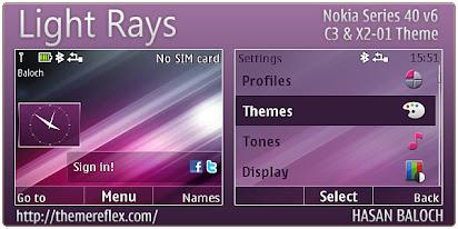 Free themes for nokia asha 200