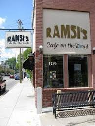 ramsis cafe on the world