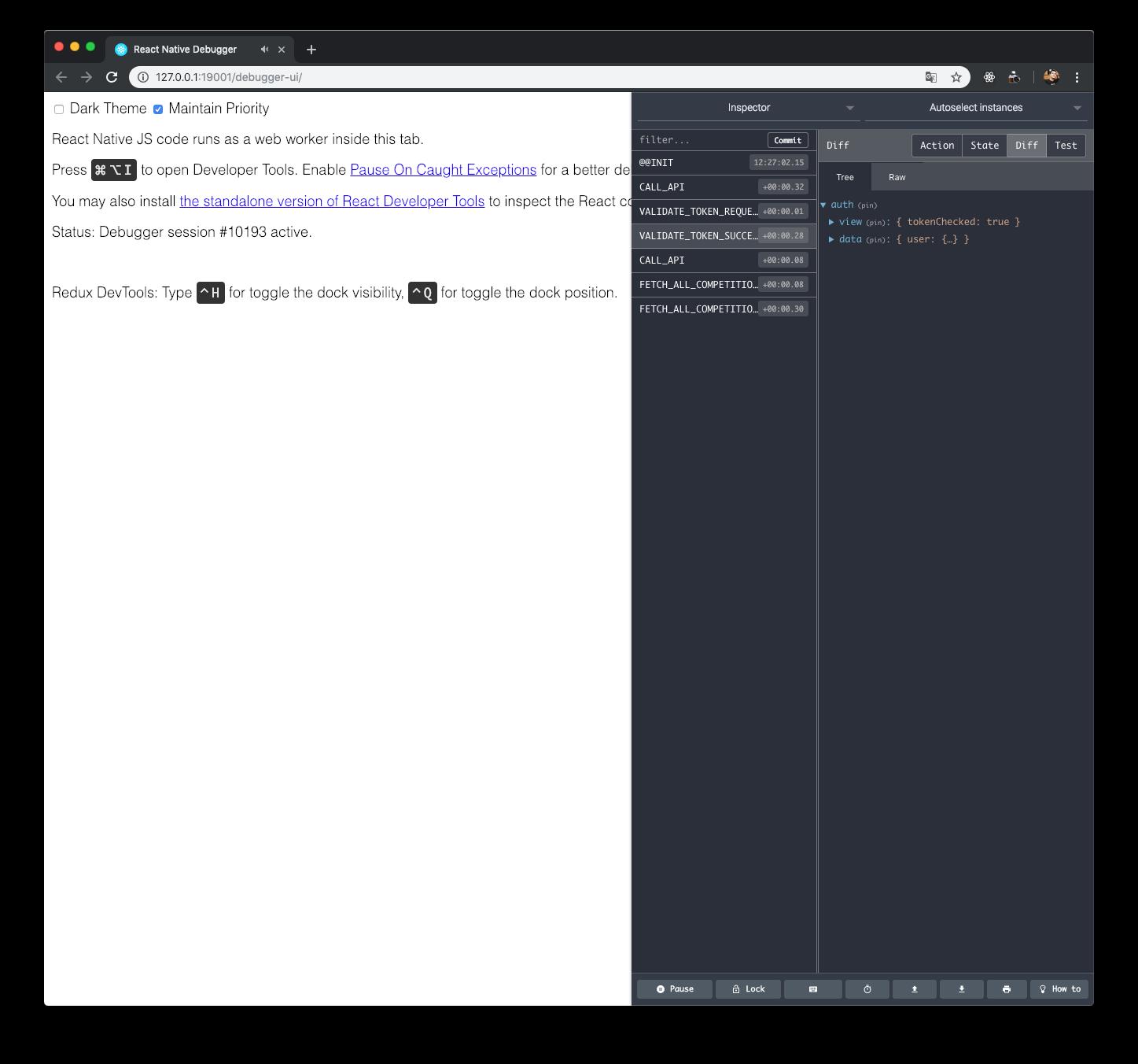 Debug JS Remotely