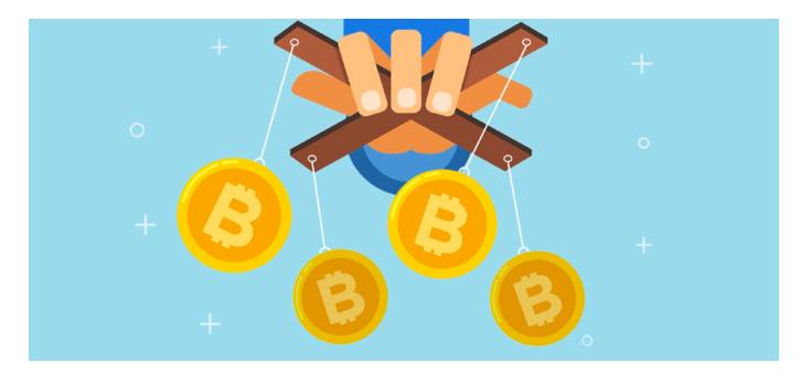 crypto Market Manipulation