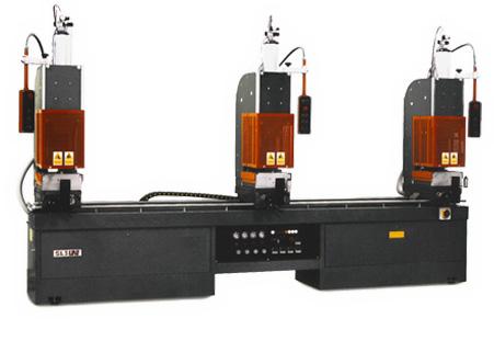 SL3 UNI - Трехголовочная сварочная машина