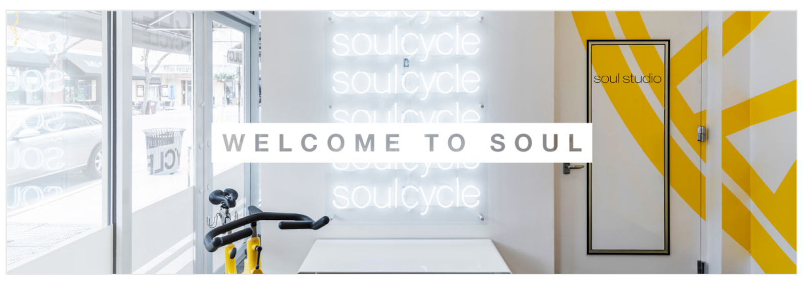 soul cycle a niche indoor workout studio that only offers cycling classes