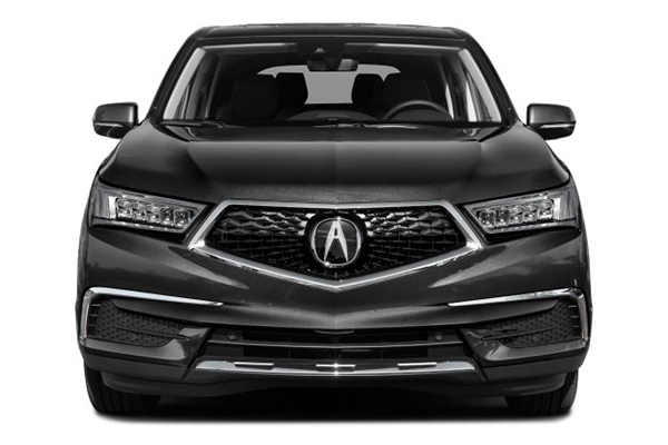 front-of-the-acura-MDX