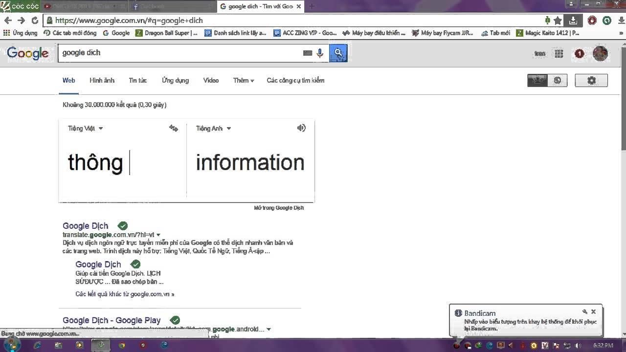 Cách dùng Google dịch hiệu quả trong chiến dịch SEO