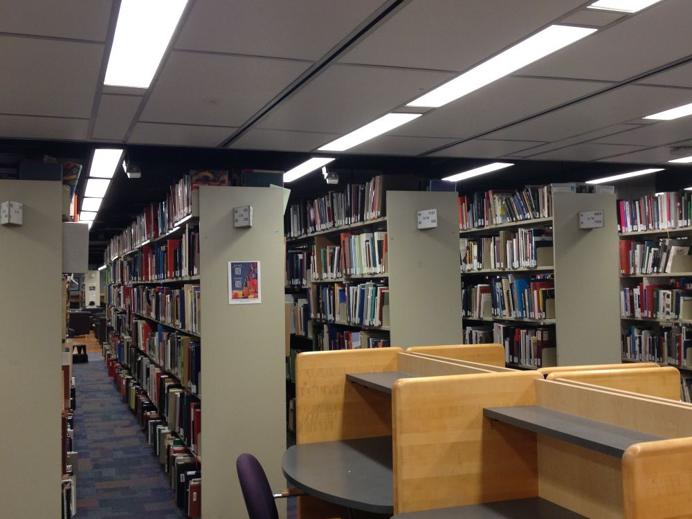 The Morisset Library on uOttawa campus