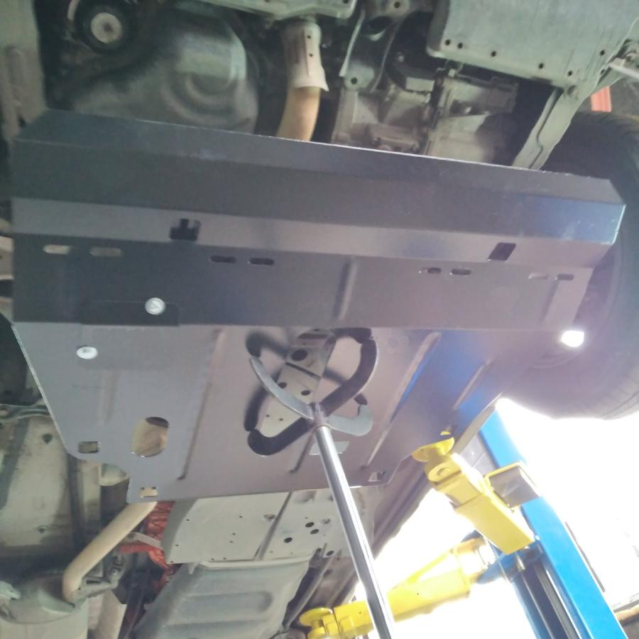 защита двигателя для автомобиля тойота