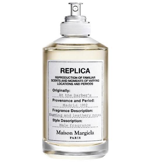 3. Maison Margeila Replica At The Barber's Toilette Spray