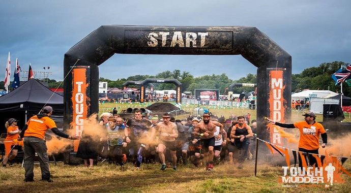 Tough Mudder event