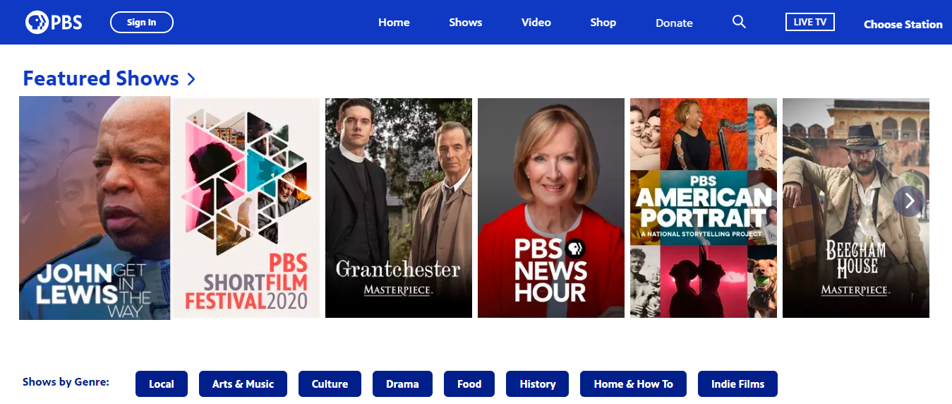 PBS in Canada