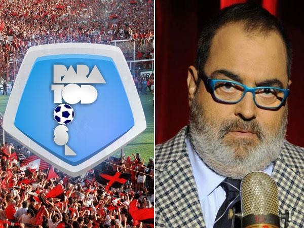 Image result for futbol para todos y lanata