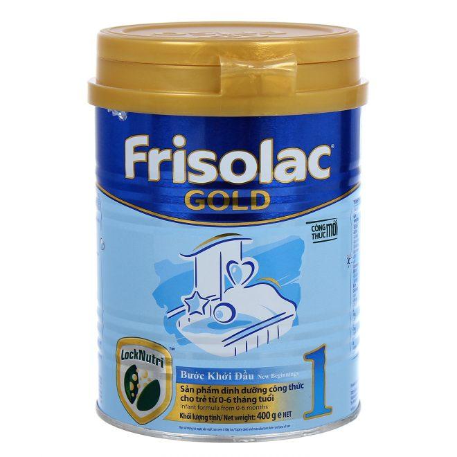 Sữa Frisolac số  1
