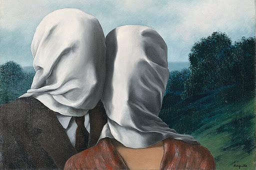 Risultato immagini per les amants alla National Gallery of Australia di Canberra