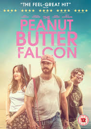 image of film poster cover for Peanut Butter Falcon film