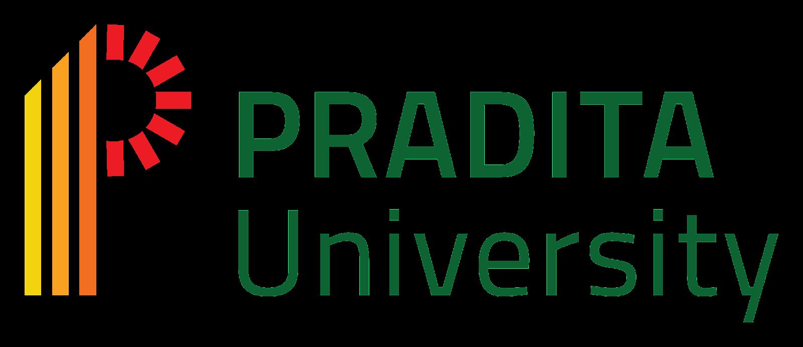 Logo Pradita University