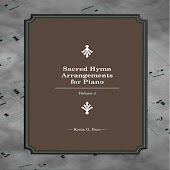 Sacred Hymn Arrangements for Piano, Vol. 1