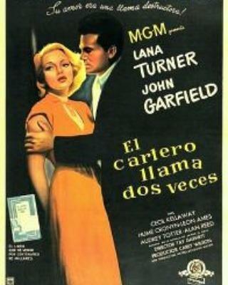 El cartero siempre llama dos veces (1946, Tay Garnett)