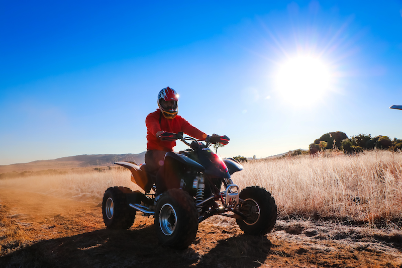 st george utah activities: atv