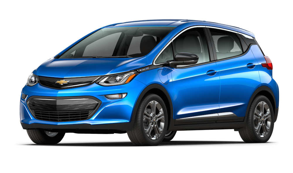 Billedresultat for chevy bolt