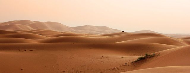 全球10大奢華沙漠酒店
