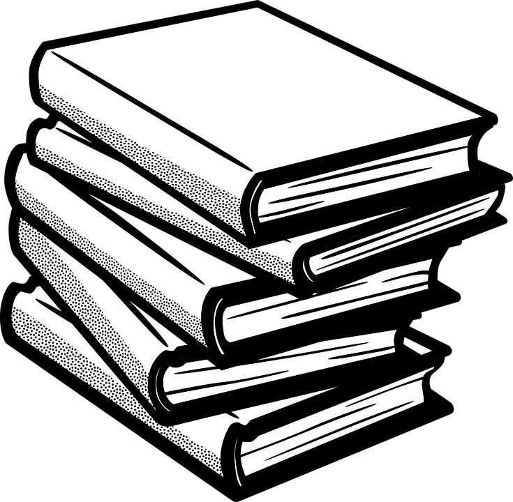 Free vector graphic: Books, Reading, Library, Knowledge - Free ...