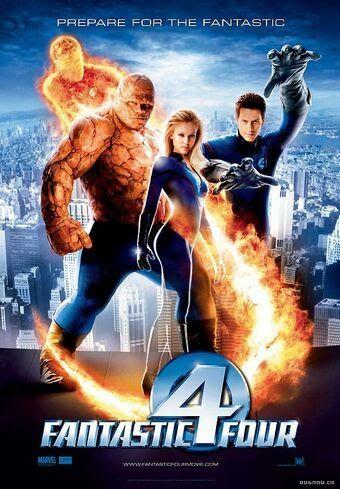 Fantastic Four (2005) | Marvel Movies | Fandom