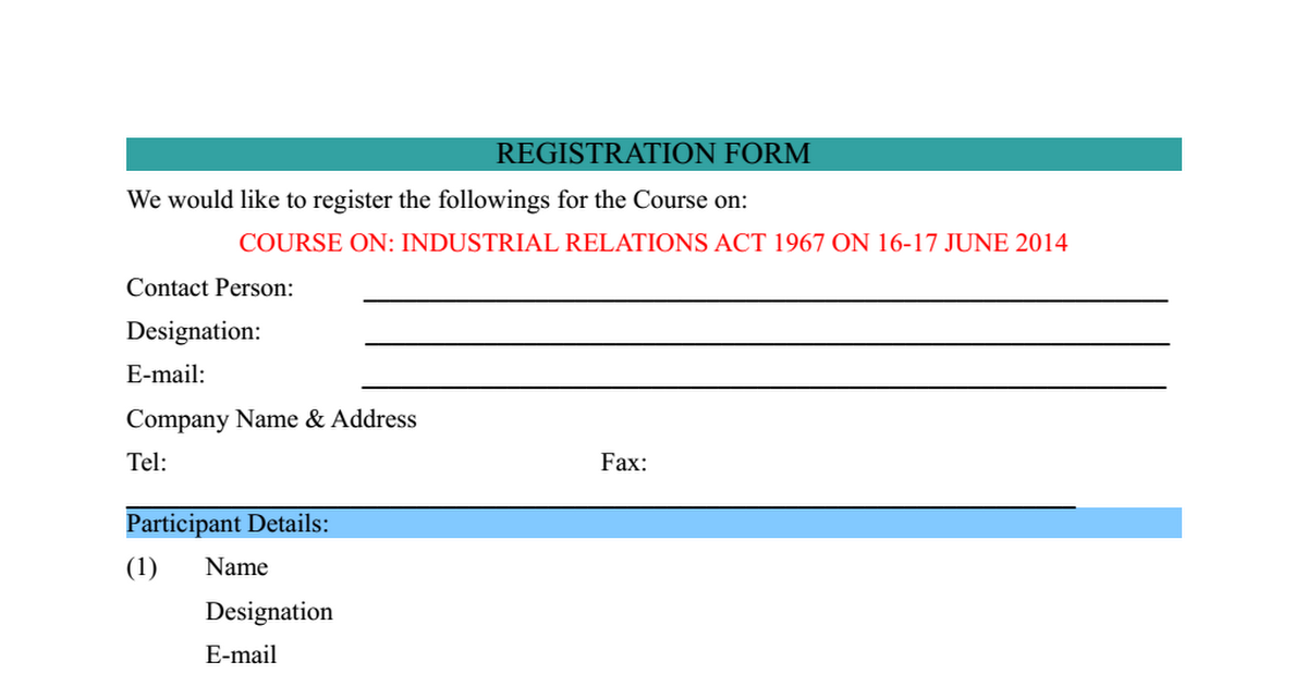 industrial relations act 1967