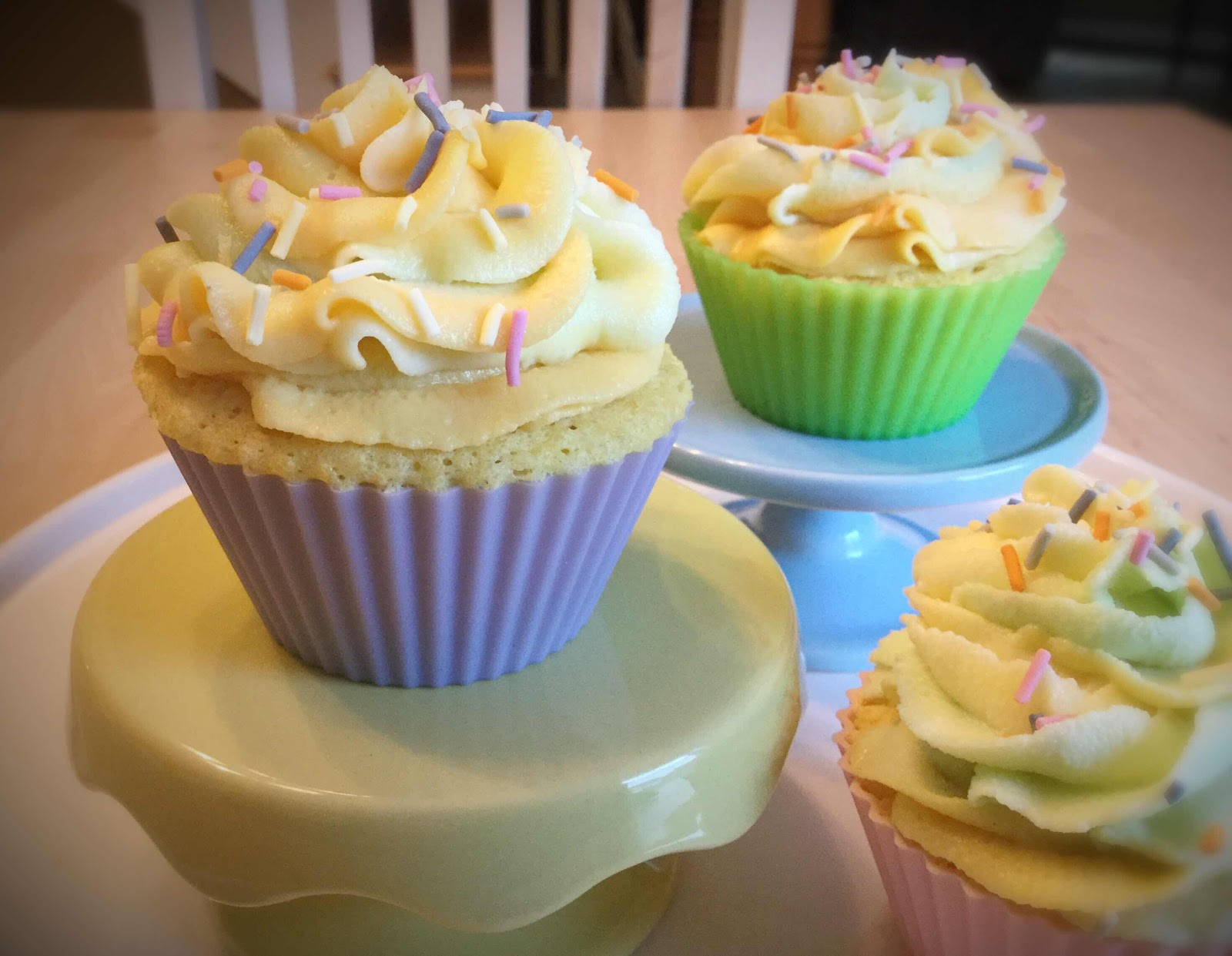 40 Second Keto Cupcakes
