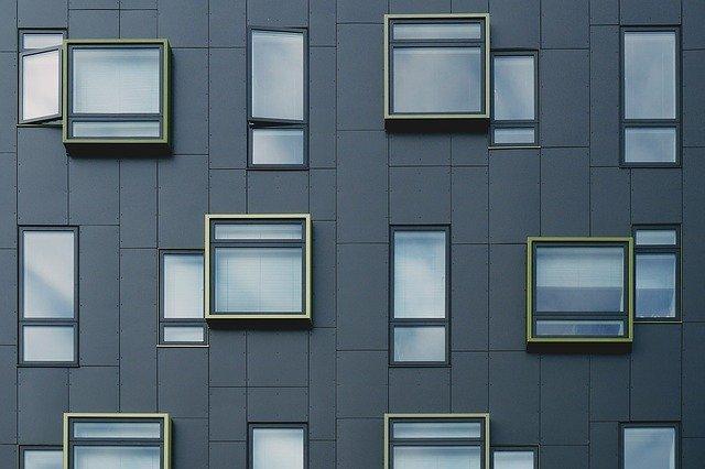 good windows attracts tenants