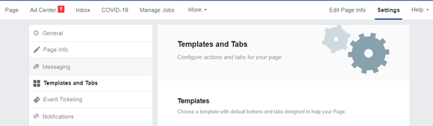 Facebook Reviews template and tabs