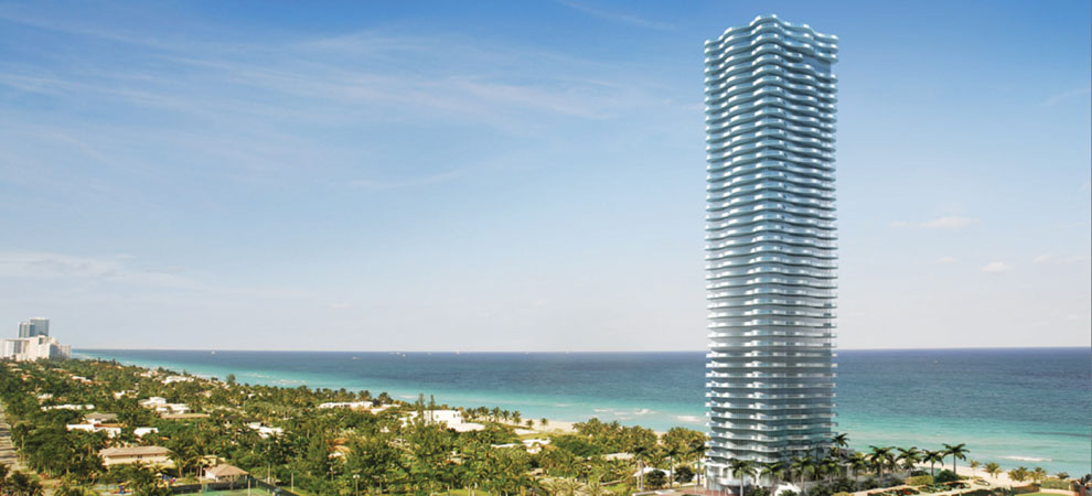 Miami's Uber-Lux Regalia Residences Tower Nears Completion