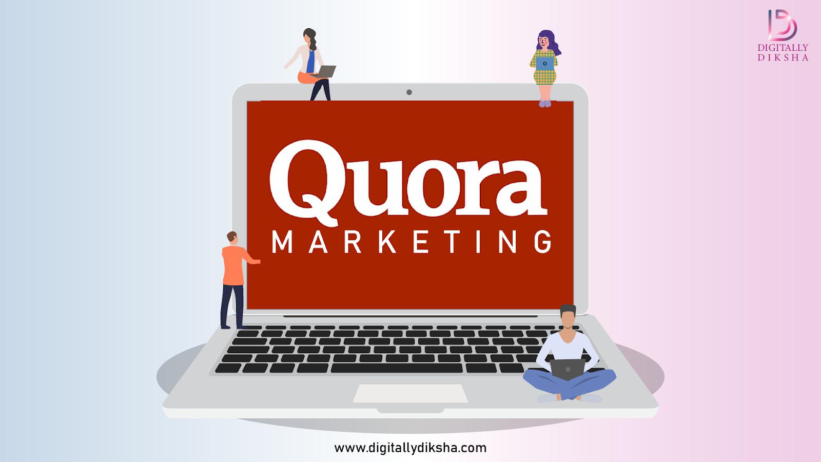 How to do quora marketing?