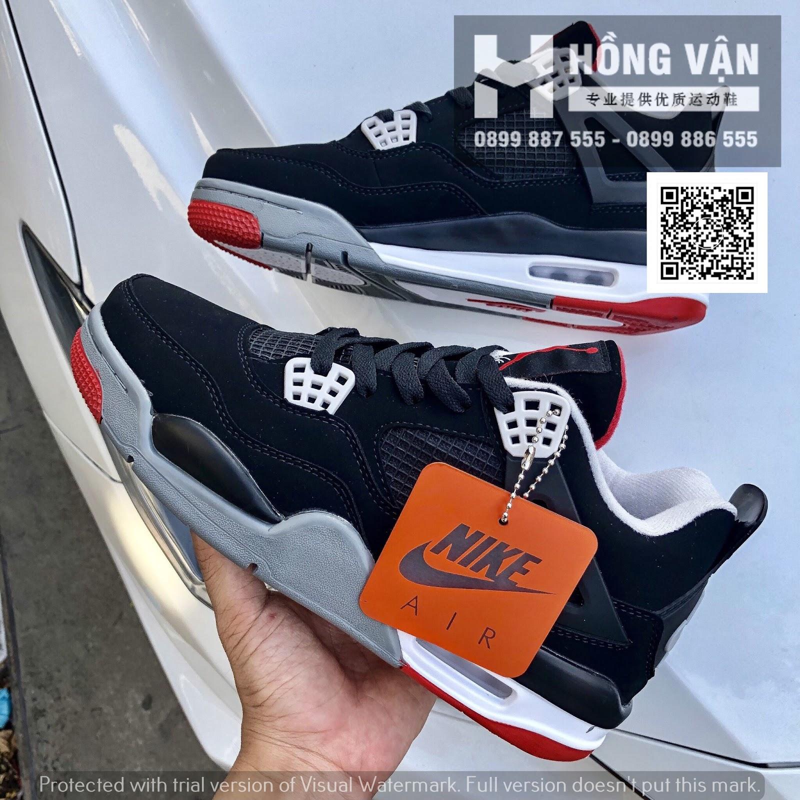 Hồng Vận - Nhà buôn sỉ giày thể thao và kèm theo những phụ kiện thể th - 5