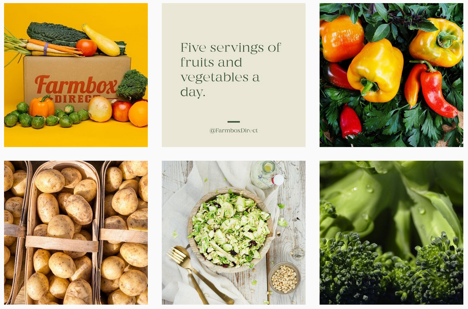 Farmbox Direct | Health Brands Featured on Afluencer