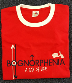 Bognorphenia Red T - Shirt