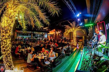 4. The Living Bistro & Bar Pattaya
