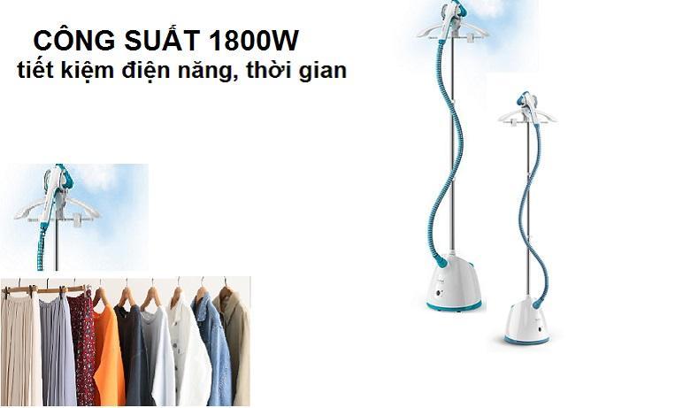 Bàn ủi hơi nước cầm tay dạng đứng Tefal IT2460E0 | Tiết kiệm điện năng