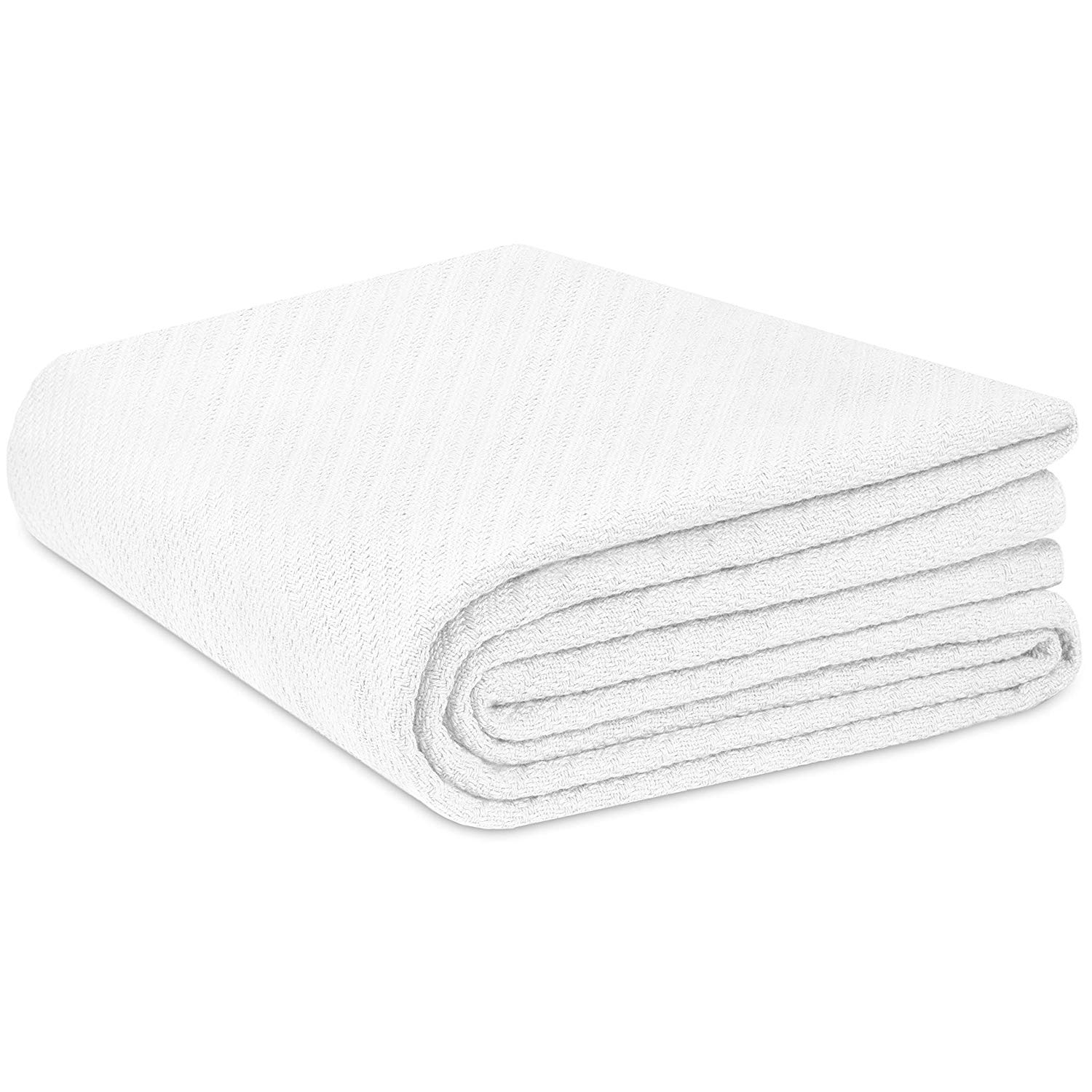for Bedroom 100/% Cotton Blankets Waffle Weave Design Soft Premium Breathable Thermal Blankets Provides Comfort and Warmth for All Years Camping Travel